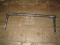 Вал стабилизатора подвески задней МАЗ прямой с рычагами (Производство Беларусь) 5336-2916006