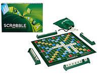 Настольная игра Скрабл Scrabble Оригинал Mattel русский язык