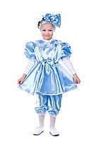 Карнавальный костюм «Мальвина» -синий, на  5 - 7 лет
