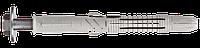 Анкер дюбель PROLONG 10*80 + шуруп 6 гранная голова, полиамид 6,6