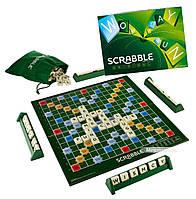 Настольная игра Скрабл Scrabble Оригинал Mattel английский язык