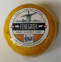 Сыр голландский авторский Berkhout Fenegriek с пажитником  1шт