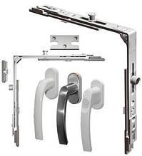 Комплектующие и аксессуары для окон и дверей