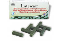 Latewax воск моделировочный скульптурный ,бруски 55гр./уп.