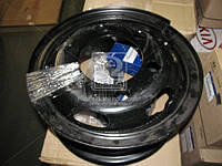 Диск колесный стальной 16 Hyundai HD59/HD60/HD65/HD72 98- (производство Mobis) (арт. 529105H220)