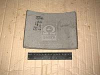 Накладка тормозная ИКАРУС,ЛАЗ,ЛИАЗ передн. (производство Трибо) (арт. 677-3501105-01)