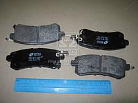 Колодка тормозная INFINITI QX56 2012- задн. (производство REMSA) (арт. 1447.02), ADHZX