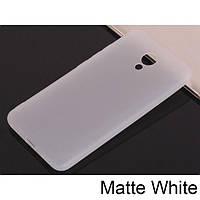 Чехол силиконовый Meizu M5c * Белый *