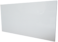 Инфракрасный панельный обогреватель HSteel ISH 750W Premium / белый / программатор / ролики