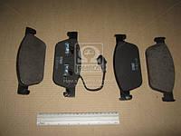 Колодка торм. VW T5 передн. (пр-во TRW) GDB1887, AGHZX