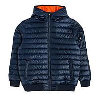 Стеганая куртка-бомбер на весну от Cool Club, рост 140, 146, 152, 164