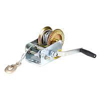 Лебедка Sigma ручная тросовая 2000lbs Код:169185592