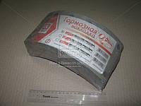 Накладка торм. Эталон STD 15,6 мм (комплект 4шт)  264142100173-DK