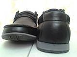 Стильные туфли-мокасины на шнурках для мальчиков Madoks, фото 4