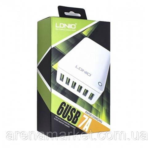 Зарядний пристрій LDNIO A6703