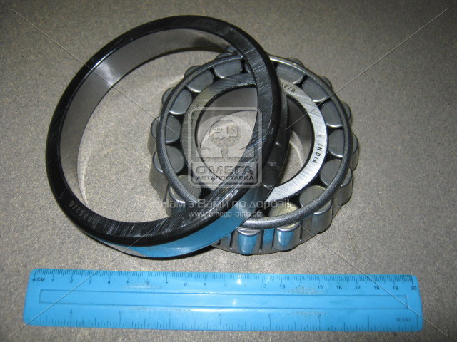 Подшипник ступицы IVECO (производство SKF) (арт. VKHB 2283), AEHZX