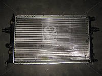 Радиатор ASTRAG/ZAFIRA AT +-AC 98- (Van Wezel) (арт. 37002253), AGHZX