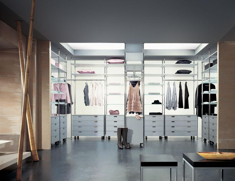 Трубкова система для гардероба