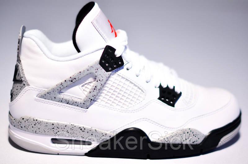 Оригинальные Баскетбольные Кроссовки Air Jordan Retro 4 IV OG Retro  840606-192