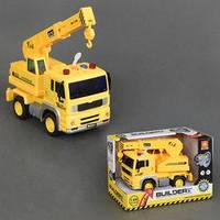 Кран детский WY 510 D (36) Желтый, музыкальный, инерция, свет
