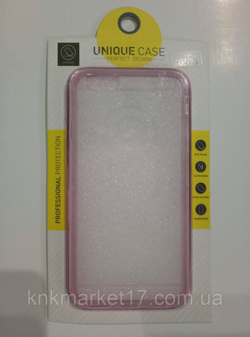 IPhone 6/6s, силикон Metal Frame Pink