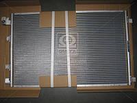 Конденсатор кондиционера NISSAN QASHQAI (J10) (07-) (пр-во Nissens) 940039, AHHZX