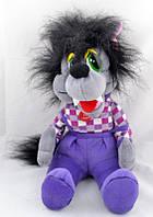 Мягкая игрушка Волк  32см №11160 Код:426315201