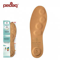 Гигиеническая , массажно-рефлекторная стелька для всех типов закрытой обуви 5 ZONES