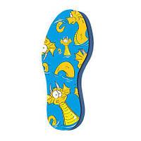 Детская гигиеническая стелька для всех типов закрытой обуви SOFT JOY