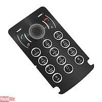 Клавиатура (кнопки) для Sony Ericsson T707 Черная