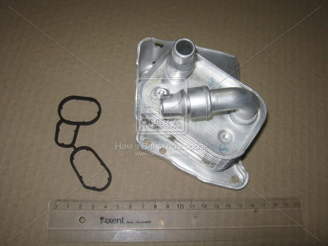 Радиатор маслянный BMW  1 E81-E82-E87-E88 (04-) (производство Nissens) (арт. 90688), AGHZX