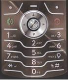 Клавиатура (кнопки) для Motorola L7