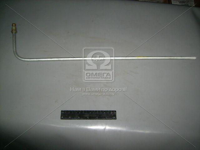 Трубка подачи топлива от бака к отстойнику ГАЗ 3307 (покупной ГАЗ) (арт. 3307-1104080-20), AAHZX