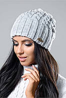 Женская шапка Рафаэлла без флиса