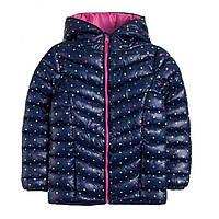 Стеганная демисезонная куртка для девочки Cool Club, р. 134, 140, 146,164