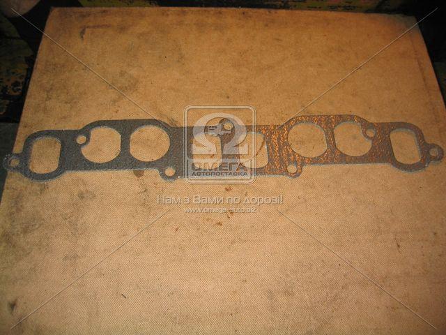 Прокладка коллектора выпускного ГАЗ 2410 асбест. (производство Фритекс) (арт. 24-1008080Г)