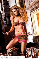 Комплект Leopard Mini Skirt Set