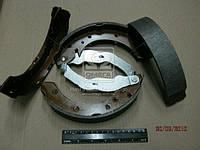 Колодка тормозная барабанная BMW/RENAULT 316-318/LAGUNA задн. (производство ABS), ACHZX