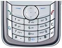 Клавиатура (кнопки) для Nokia 6680