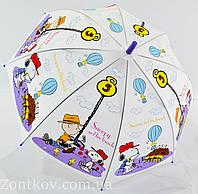 """Детский зонтик трость """"Snoopy"""" на 4-7 лет от фирмы """"Mario"""""""