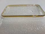 IPhone 6/6s, силикон Metal Frame Gold, фото 4