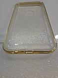 IPhone 6/6s, силикон Metal Frame Gold, фото 6