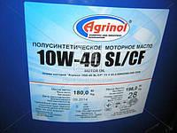 Масло моторное Агринол OPTIMAL 10W-40 SL/CF (Бочка 180кг), AIHZX