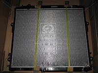 Радиатор охлождения TOYOTA LAND CRUISER J200 (08-) 4.5 TD (производство Nissens) (арт. 646826), AHHZX