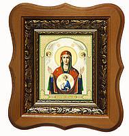Знамение  икона Богородицы