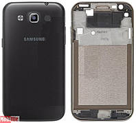 Корпус для Samsung i8552 GALAXY Win Черный