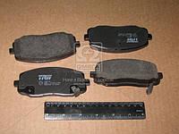 Колодка тормозная KIA PICANTO, HYUNDAI i10 передн. (производство TRW) (арт. GDB3369), AEHZX