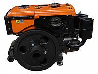 Двигатель дизельный Файтер R180NE с єлектростартером, 8 л.с, водяное охлаждение. Очень экономный и надежный!