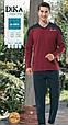 Домашняя мужская одежда Dika 4854 L, фото 2
