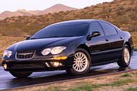Chrysler 300 M глушитель резонатор